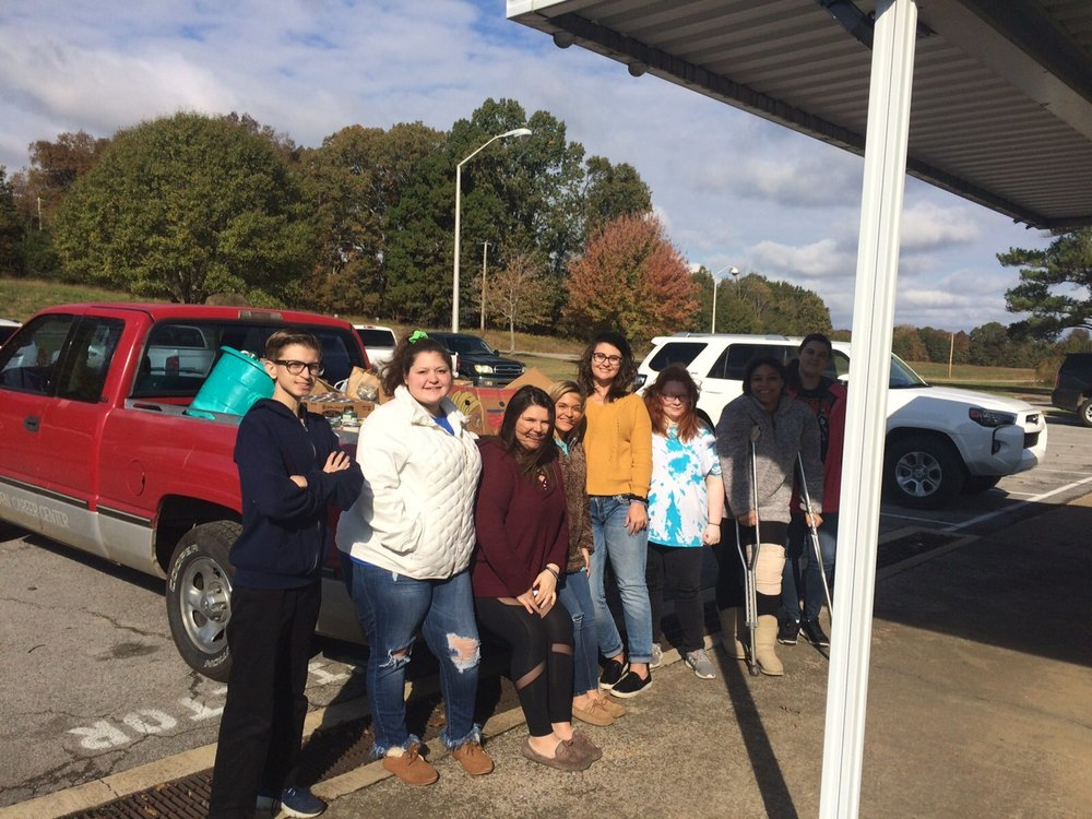 ACTC Donates to the AMEN Food Pantry