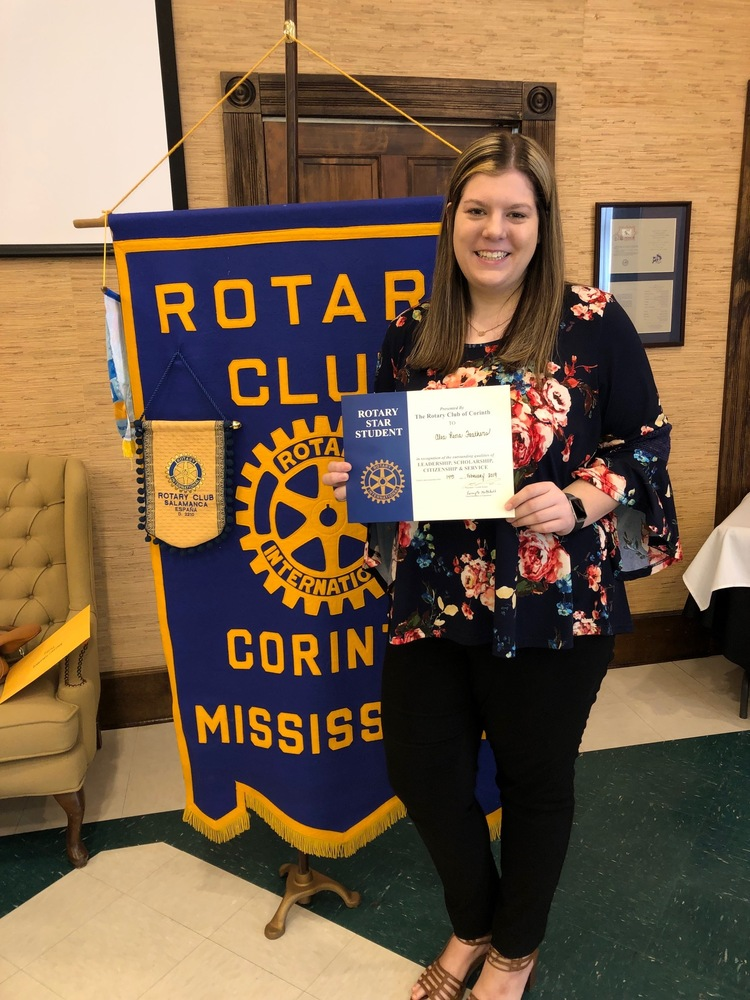ACTC Names Rotary Student for February