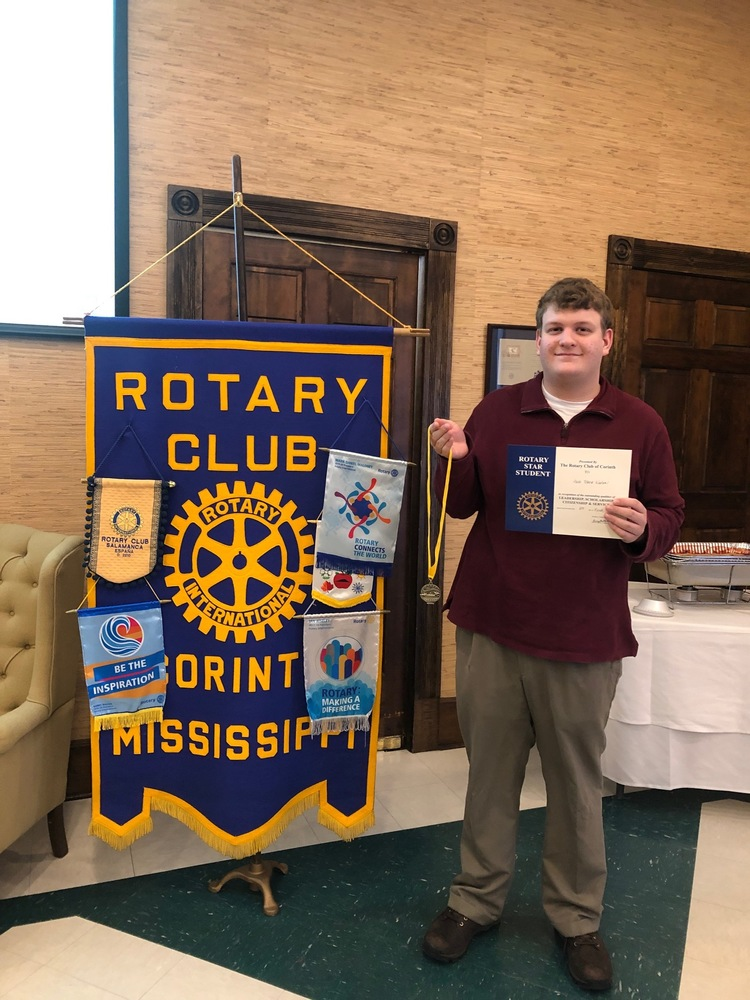 Rotary Student of the Month
