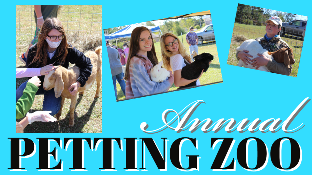 ACHS Annual Petting Zoo - Fundraiser & Event