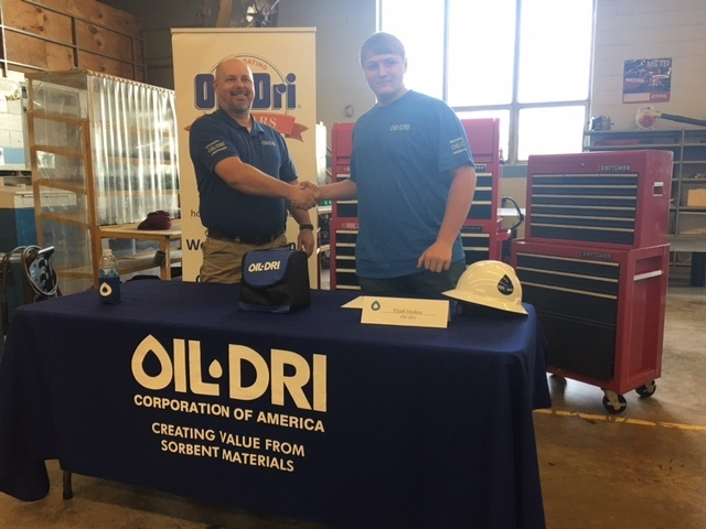 Oil-Dri Signing Day