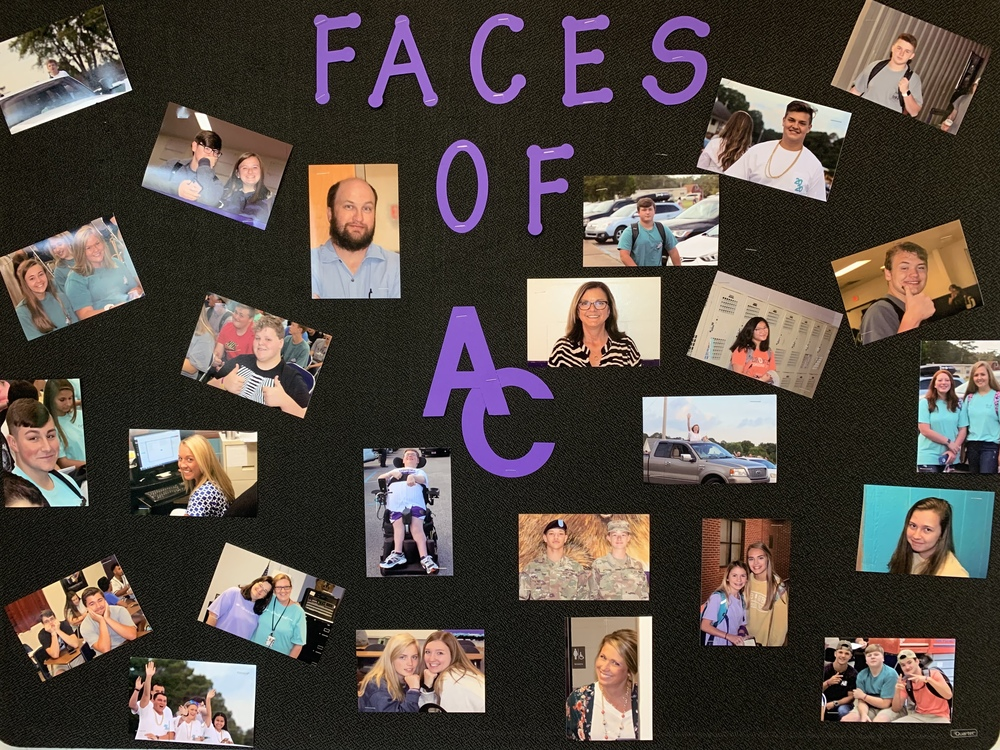 Faces of AC