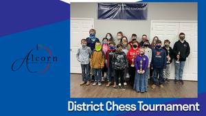 District Holds 2021 Quest Chess Tournament