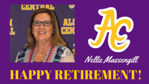 Retirement Tribute - Nellie Massengill