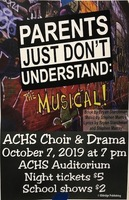 ACHS Choir & Drama Musical