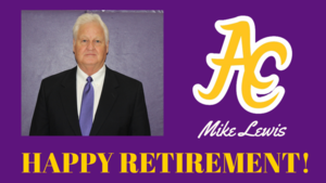 Retirement Tribute - Mike Lewis