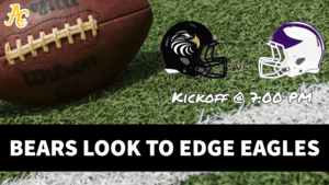 Bears Look to Edge Eagles