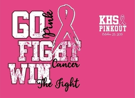 KHS Girls' Powerlifting - Pink Out