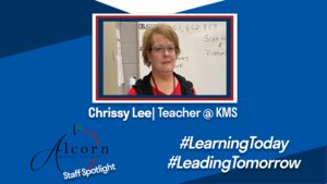 Staff Spotlight | Chrissy Lee