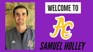 ACHS Welcomes Sam Holley