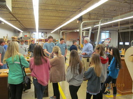 ACTC Hosts Ninth Grade Tours