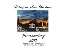 Homecoming T-shirts on sale NOW!