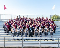 Maroon Band Will Perform Today at 3:30