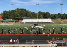 Purple Pride @ Crossroads Marching Classic