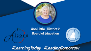School Board Appreciation Week - Ann Little
