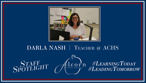 Staff Spotlight | Darla Nash