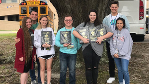 ACHS Beta Club Finds Success at State Convention