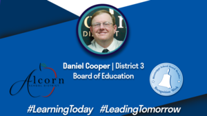 School Board Appreciation Week | Daniel Cooper