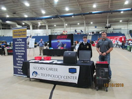 ACTC at Crossroads Career Connection