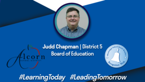 School Board Appreciation Week | Judd Chapman