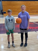 Students Shoot High Scores at Elks Hoop Regional