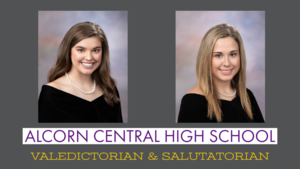 ACHS Announces 2020 Valedictorian & Salutatorian