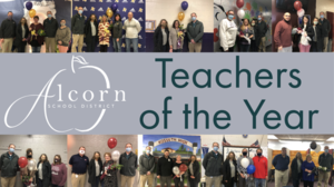 Congratulations to our Teachers of the Year