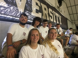 KHS Band Members Perform in MSU Marching Honor Band