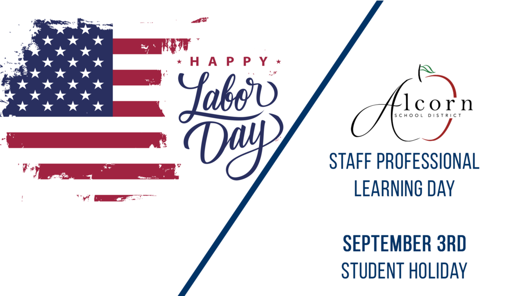 Labor Day and Staff Learning