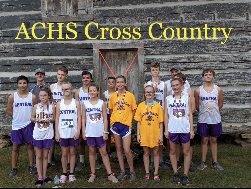 Cross Country to State Meet