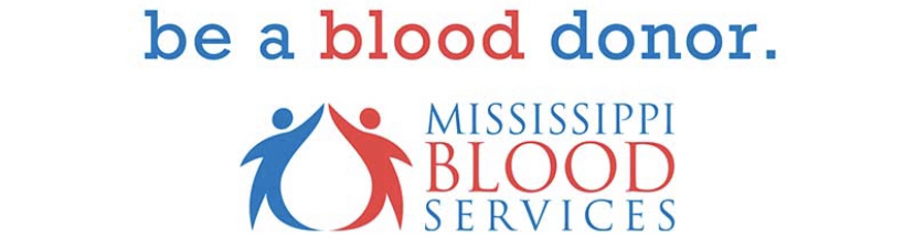 ME Blood Services logo