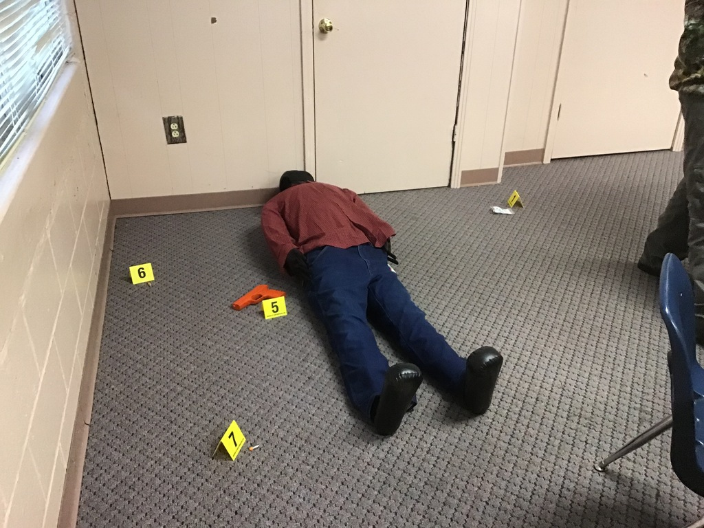 Crime Scene Investigation Procedures
